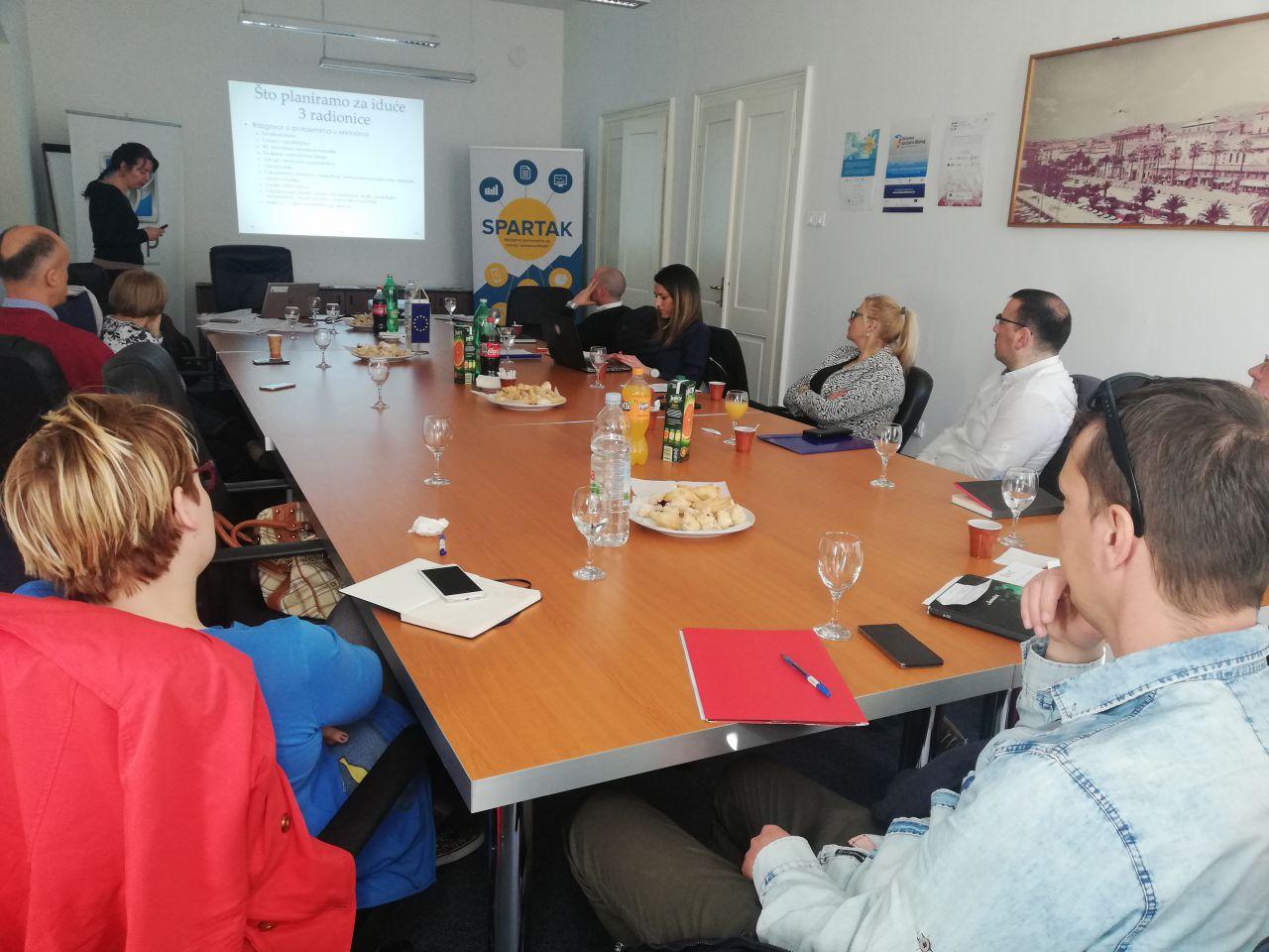 Socijalno vijeće projekta Spartak raspravljalo o ključnim razvojnim pitanjima