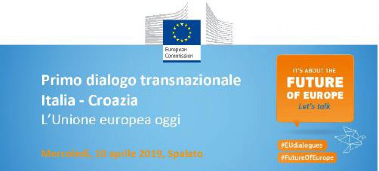 Prvi transnacionalni dijalog Italije i Hrvatske