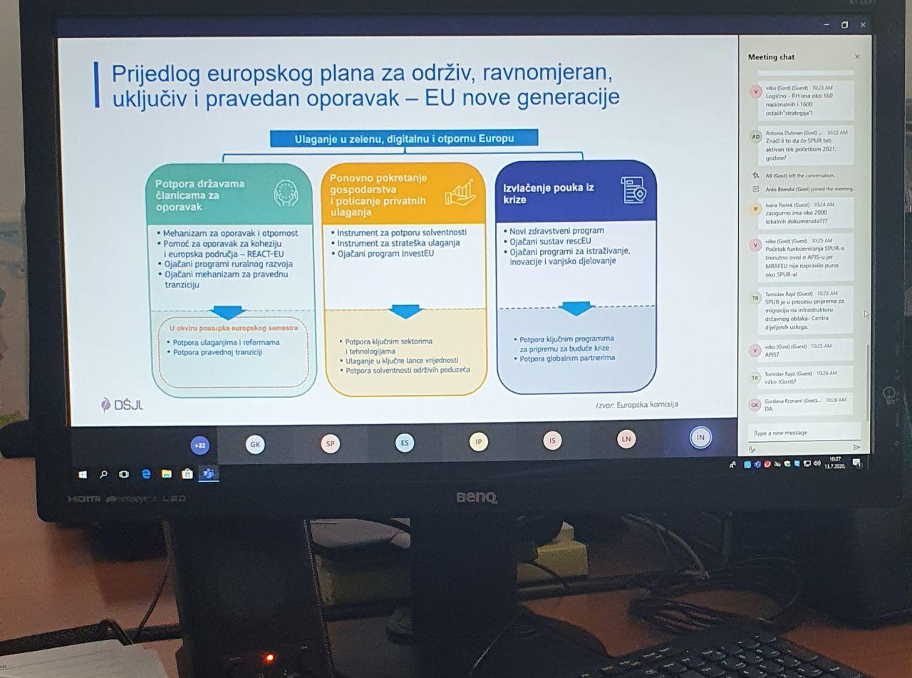 Strateško planiranje, uvodni modul - ONLINE EDUKACIJA