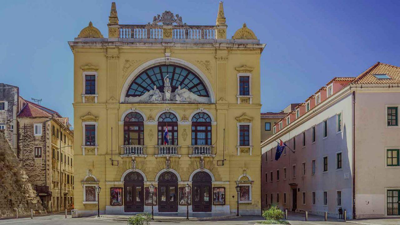 Ugradnja dizala u HNK u tijeku – TOURISM4ALL