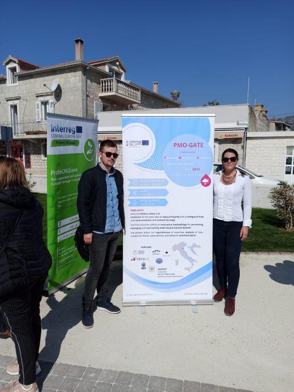 """JU RERA S.D. sudjelovala na """"Danima EU fondova Grada Kaštela"""""""