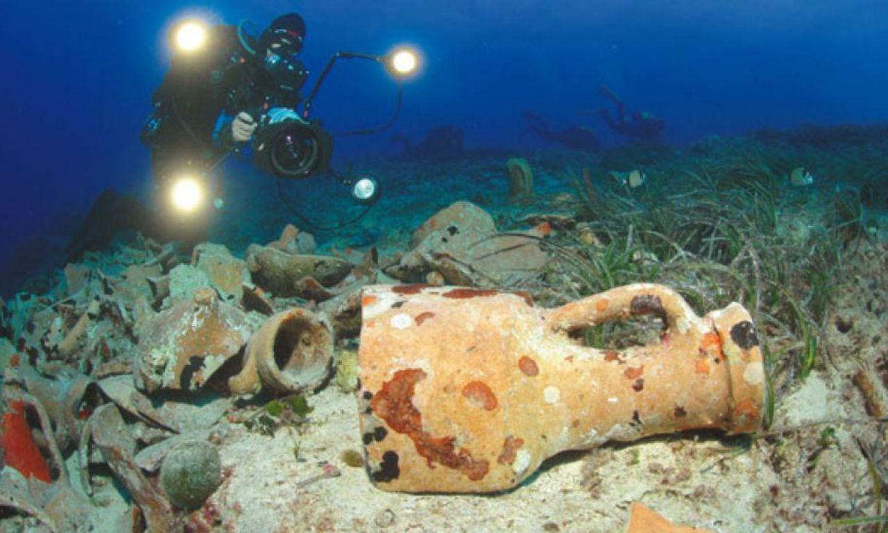 Vodič podmorskih lokaliteta za ekskluzivni turizam