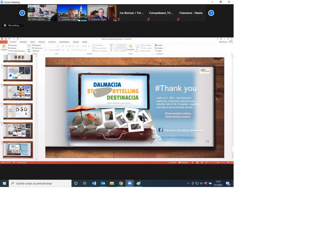 Održan zajednički webinar projekata REVIVAL i TEMPUS