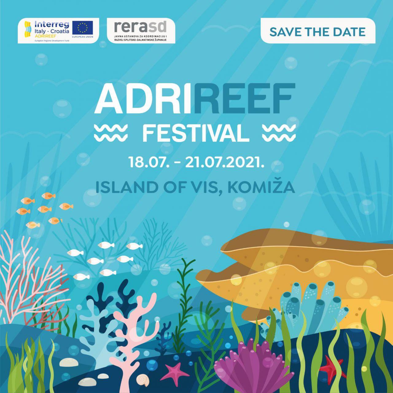 Drugo izdanje ADRIREEF festivala