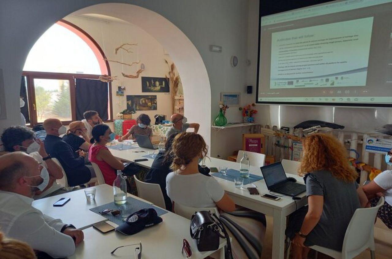 Održan 3. sastanak Upravnog odbora projekta TAKE IT SLOW