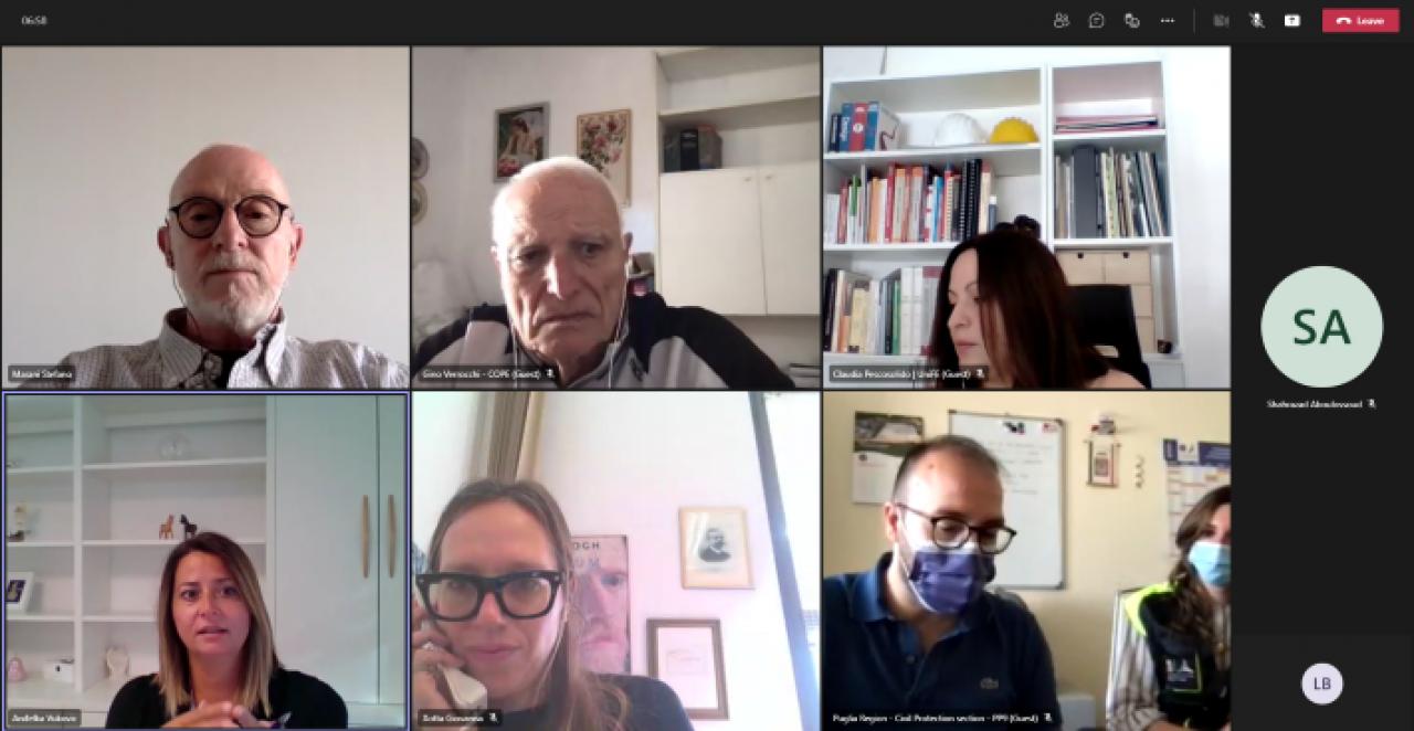 Održan sastanak pilot skupine u sklopu projekta FIRESPILL