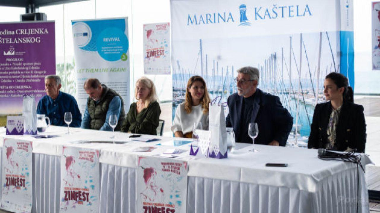 Predstavljanje projekta REVIVAL u sklopu Programa Festivala Crljenak i rođaci - ZINFEST 2021